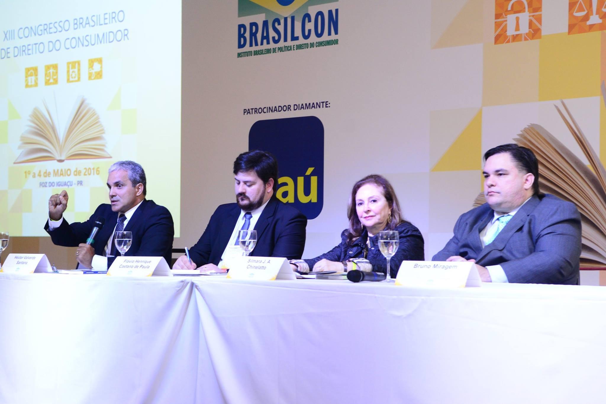 CONGRESSO BRASILEIRO DE DIREITO DO CONSUMIDOR DEBATE DANO MORAL