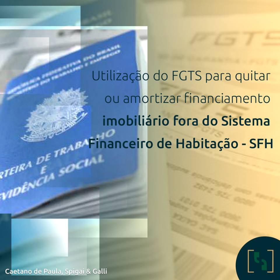 SFH - SISTEMA FINANCEIRO DE HABITAÇÃO