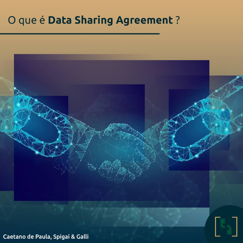 O QUE É DATA SHARING AGREEMENT?