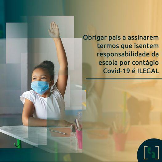 VOLTA ÀS AULAS - COVID 19